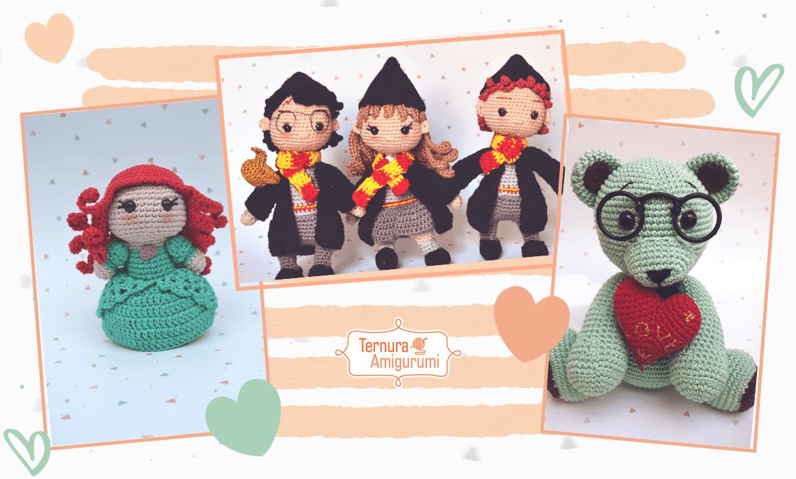 Dia dos Namorados – presenteie seu amor com um Amigurumi do seu estilo